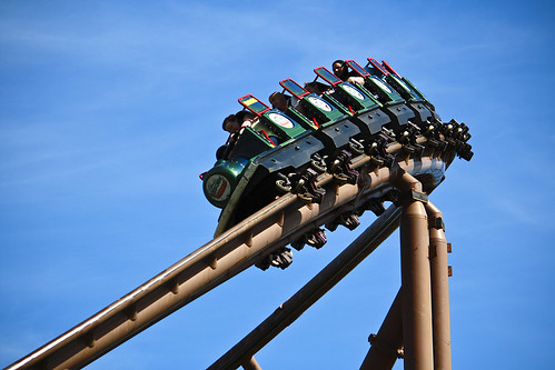 List of the Best Theme Parks in UK
