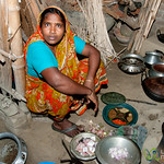Inside a Traditional Bangladeshi Kitchen - Hatiandha, Bangladesh