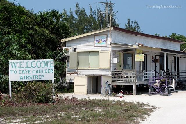 Caye Caulker Airstrip, Belize