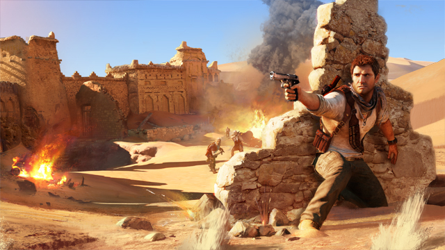 UNCHARTED 3: Drake's Deception for PS3