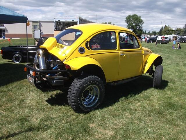 New Beetle Baja Build
