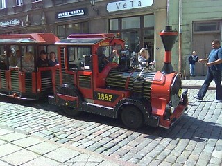 Toomas the Train