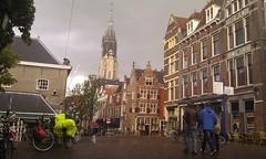 rainy Delft