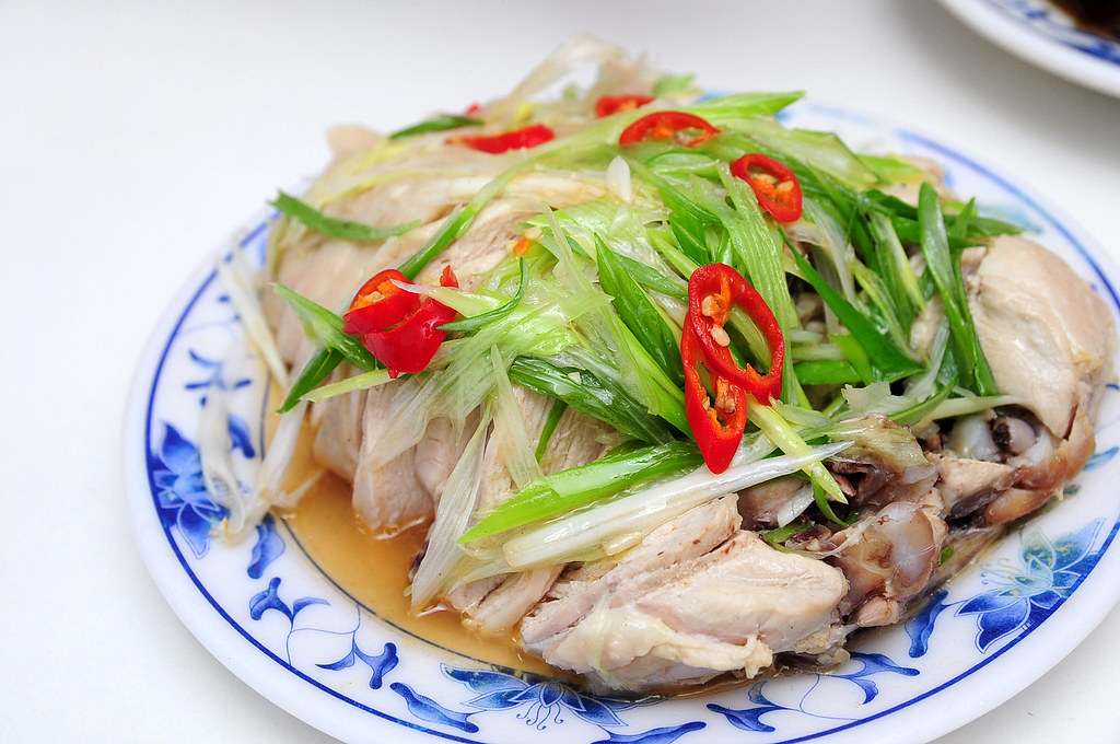 辛亥小館 - 蔥油雞