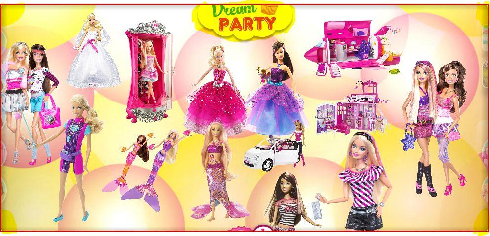 Barbie A Fashion Fairytale Game
