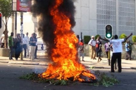 Unrest in Lilongwe, Malawi had resulted in the reported deaths of 18 people during July 2011. The demonstrators demanded action on the failing economy which is under tremendous pressure due to the world financial crisis. by Pan-African News Wire File Photos