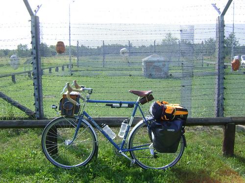 Monument at Grenzanlage Stresow