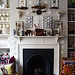 Ben Pentreath {eclectic vintage bohemian traditional modern living room / fireplace}