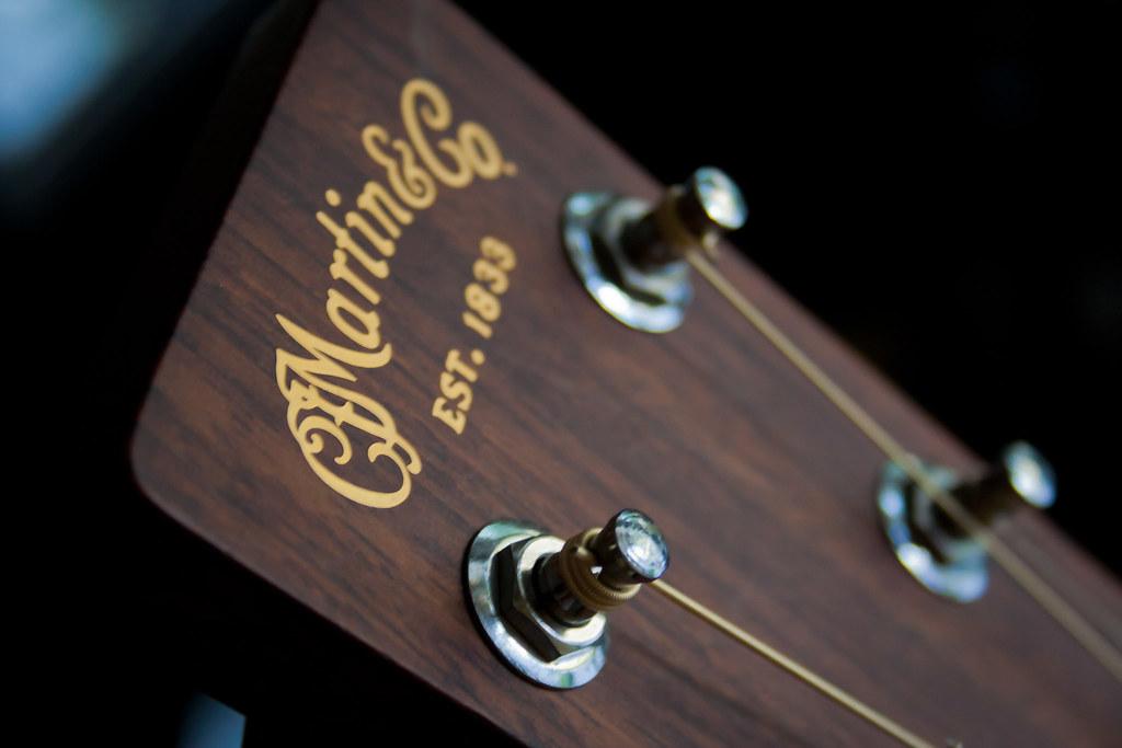 Martinのアコースティックギターを高く売るコツ