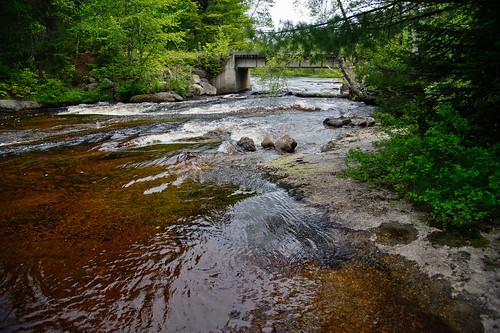 bridge water fishing stream maine flyfishing washingtoncounty t30mdbpp