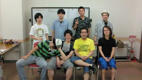 LMC Chiba 353rd : Top 8