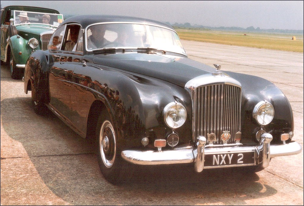 1953 R TYPE CONTINENTAL