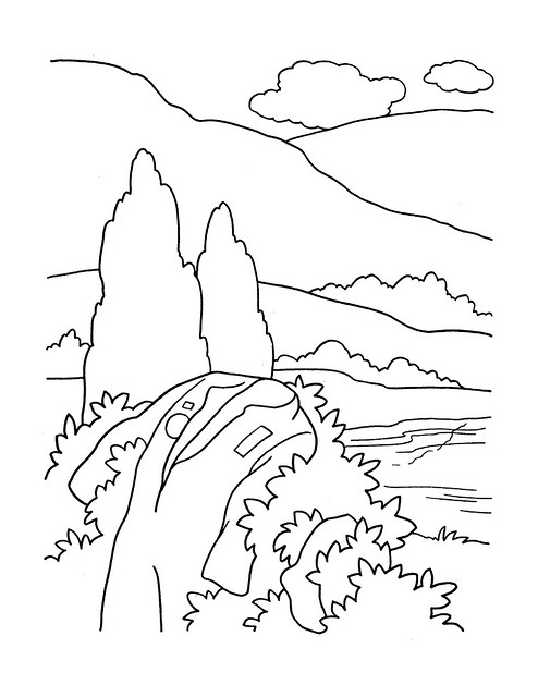 Planet of the Apes Coloring Book 0200017