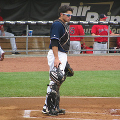 Travis d'Arnaud Behind The Plate