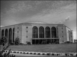 Jinnah Convention Center, Islamabad