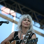 Emmylou Harris at Newport Folk Fest 2011