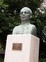 Bust of Robert Taft - Cincinnati, Ohio by David Berkowitz