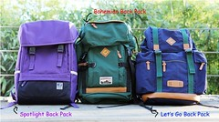 New Balance Outdoor Style Backpack 뉴발란스 아웃도어 스타일 백팩