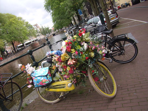 Kunstfiets - Obligatory Bike Photo of Amsterdam