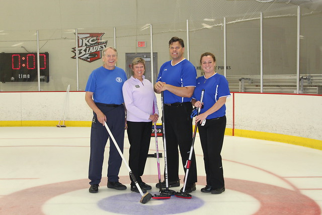 Winner Bonspiel Team