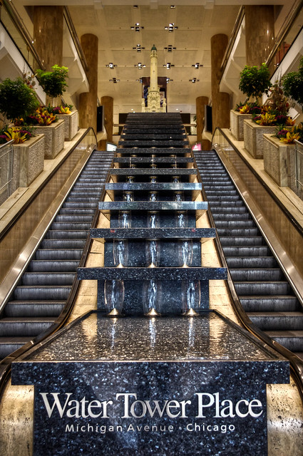 Water Tower Place is located in Chicago, Illinois and offers 83 stores - Scroll down for Water Tower Place shopping information: store list (directory), locations, mall hours, contact and address. Address and locations: N. Michigan Avenue, Chicago, Illinois - IL - /5(4).