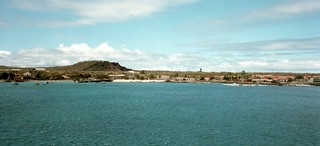 Puerto Ayora Santa Cruz Galapagos Insel