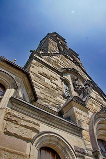 Bild av Michaeliskirche. church germany deutschland saxony kirche leipzig sachsen stmichaelis michaeliskirche