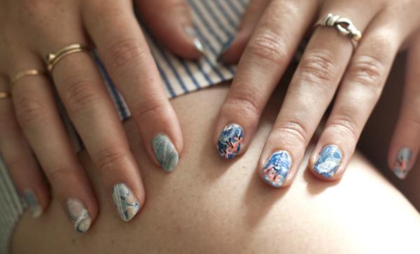 moveSlightly: Stella McCartney Resort Nails