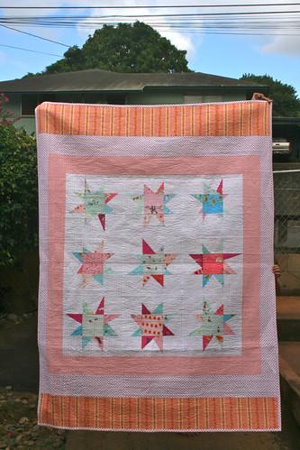 Bela's quilt