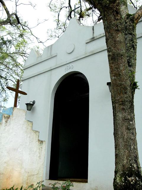 Cemitério de Colonia - Capela