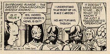 Rec deck aliens