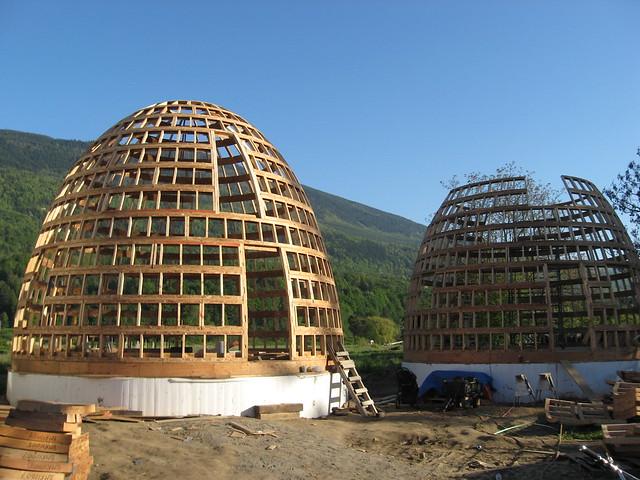 Yarrow Eco Village homes