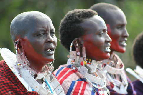 5934313719 3bf33530c4 b Witnessing a Maasai Ceremony: An excerpt from Emily's safari journal