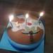 Small photo of Alek's 3rd birthday cake