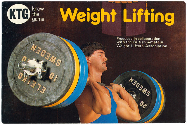 know the game - weight lifting