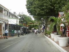 Front Street, Philipsburg, St Maarten, Feb 2008
