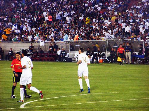 Real Madrid vs LA Galaxy