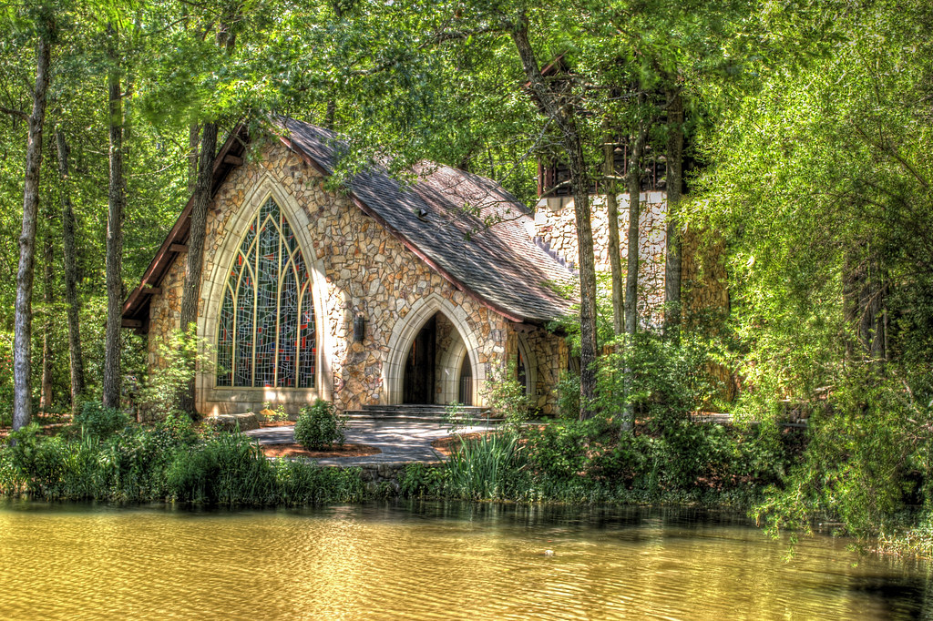 Callaway Gardens: Ida Cason Callaway Memorial Chapel