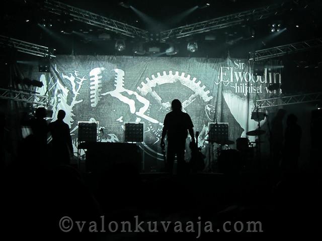 Ilosaarirock 2011 - Sir Elwoodin Hiljaiset Värit