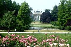 Parco Sempione in Milan