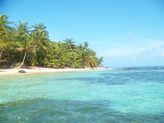 Caribbean Beaches Photo Gallery: Photo Of Little Corn Island's Beaches, Nicaragua's