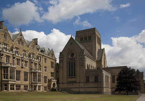 Ampleforth Abbey & Church