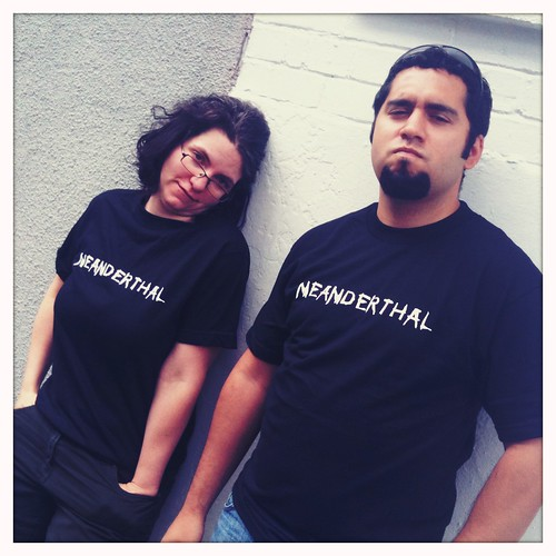 Neanderthal Arts Festival Limited Edition T-Shirts Are Here!