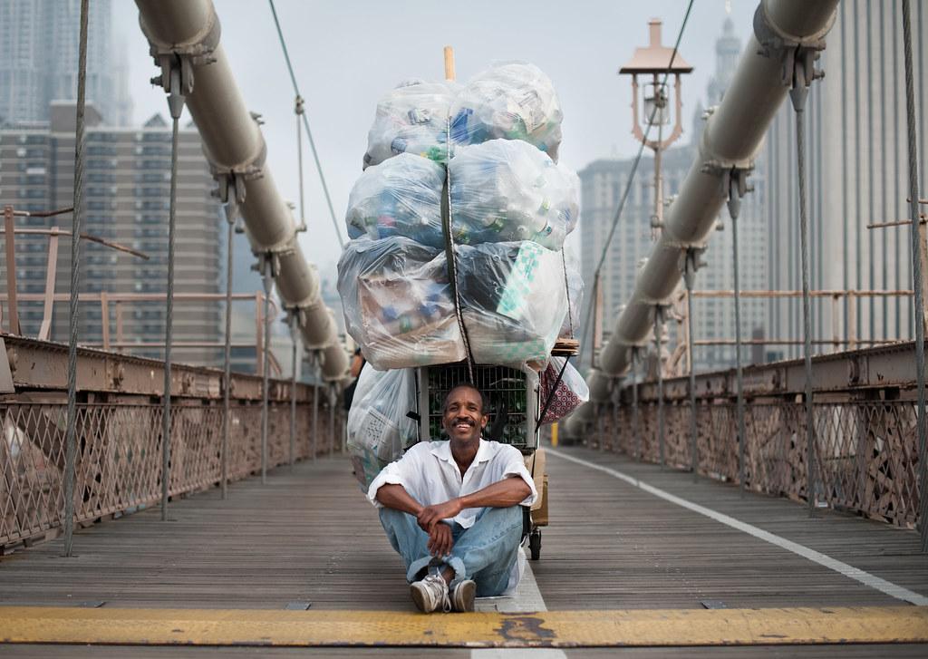 Michael: Brooklyn Bridge Brooklyn