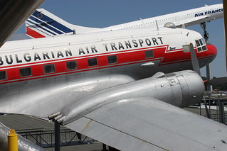 Bulgarian Air Transport Il-14P