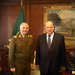 Secretary General Meets with General Director of Chilean National Police
