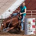 Barrel Racing, Pioneer Rodeo by DennyMont