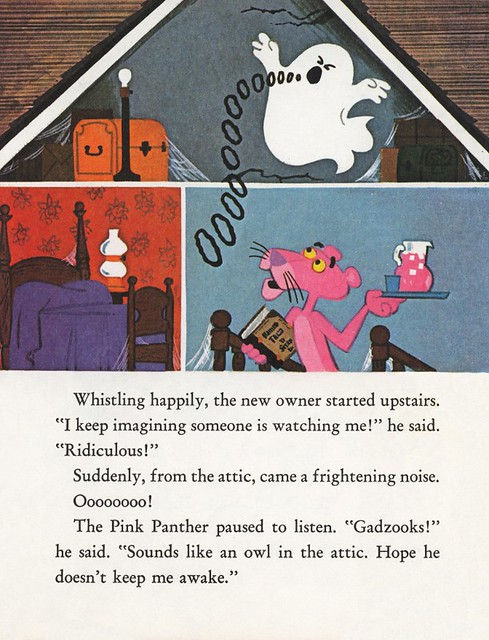 The Pink Panther in the Haunted House00010