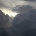 Small photo of Storm clouds at Syracuse airport