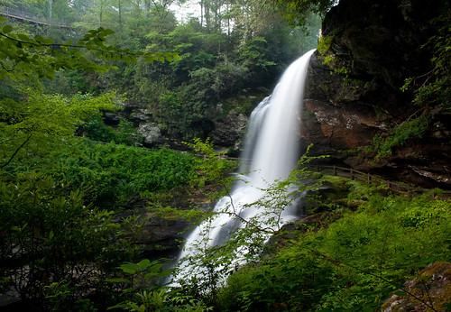 nc northcarolina falls waterfalls dryfalls nantahalanationalforest highlandsnc rt28 cullasajariver mountainwatersscenicbyway